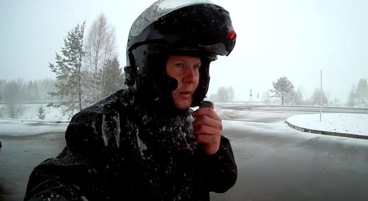 Большое мото-путешествие - видеоблогер, отправившийся к Памиру, вернулся в Рязань