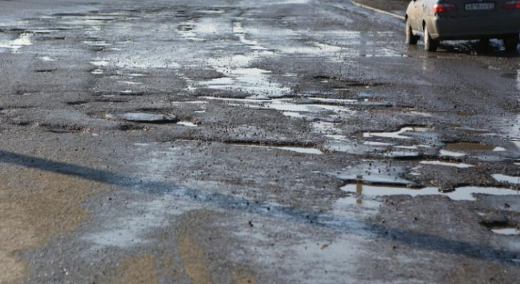Плохие дороги в Шацком районе заинтересовали прокуратуру