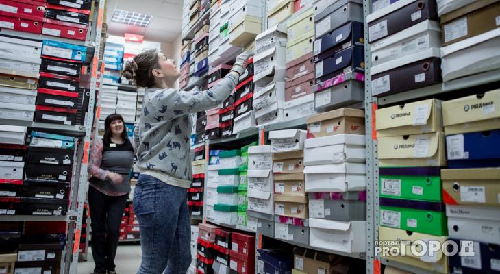 Рязанского предпринимателя оштрафовали за продажу поддельных кед