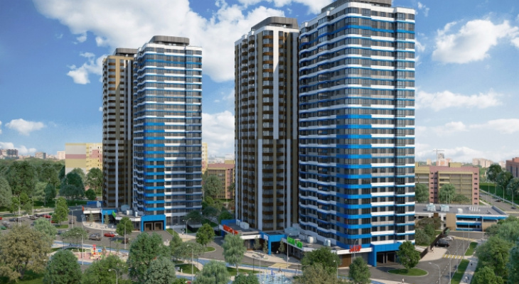 ЖК Маргелов - квартира с панорамным видом на Оку и ипотекой под 6,5%