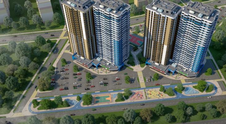 Комфортное жилье в ЖК Маргелов - квартиры с европланировкой на выгодных условиях