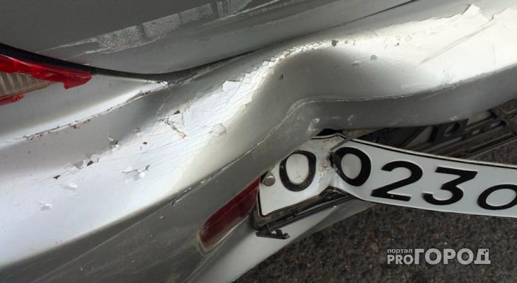 Простая хитрость: Как быстро заменить поврежденный госномер автомобиля