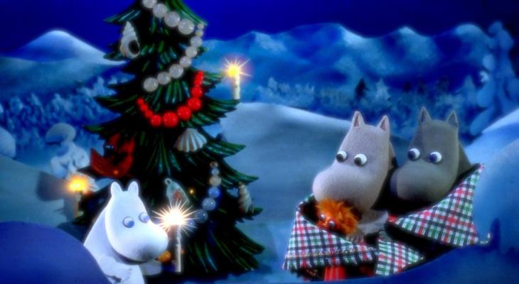 15 февраля в кинотеатре Люксор выходит мультик «Муми-тролли и Зимняя сказка»