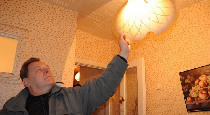 В пятницу в Рязани несколько улиц останутся без света