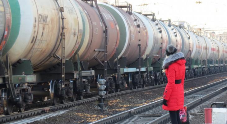 """""""Ей не хватило одного шага"""" - под Рязанью женщина попала под грузовой поезд"""