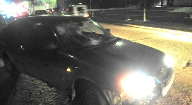 В Касимове супружеская пара попала под колеса автомобиля