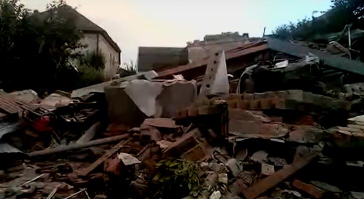 В Краснодаре в жилом доме взорвался газ, пострадали люди