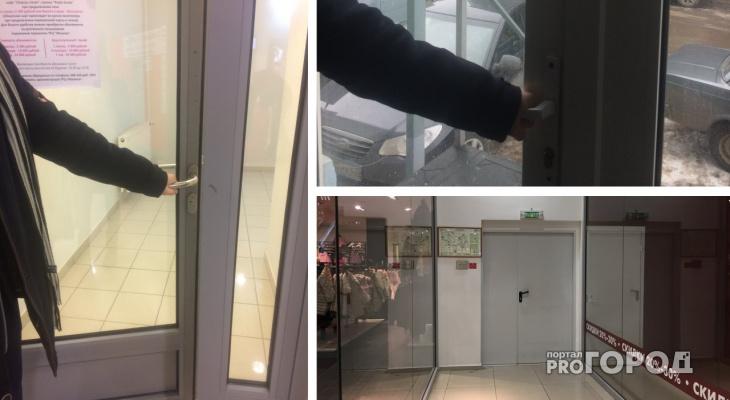 Эхо трагедии в Кемерово - безопасны ли торговые центры в Рязани?