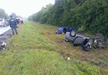 ДТП в Путятинском районе: три автомобиля столкнулись, есть пострадавшие